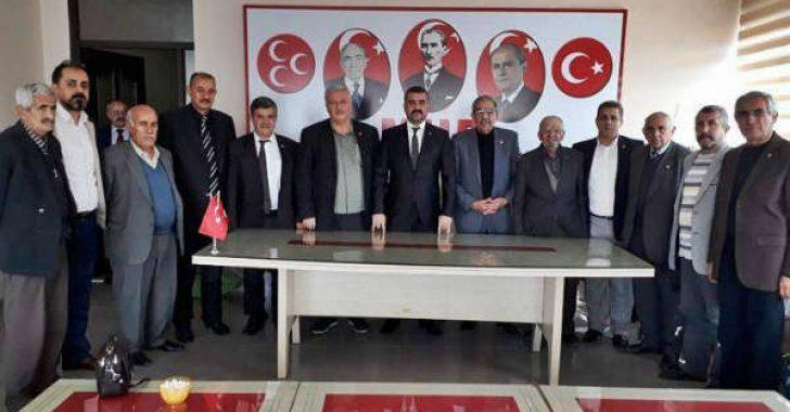 MHP Malatya İl Başkanı R.Bülent Avşar,19 Ekim Muhtarlar Günü dolayısıyla bir mesaj yayımladı.