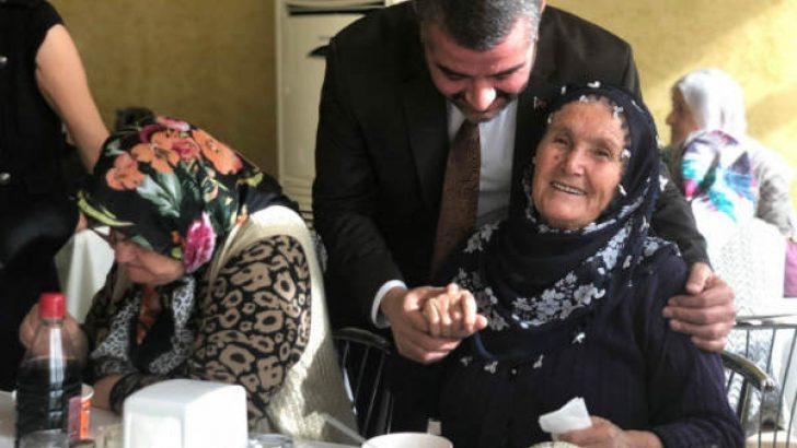 MHP Malatya İl Başkanı Bülent Avşar Huzurevinde Yaşlılarla Biraraya Geldi