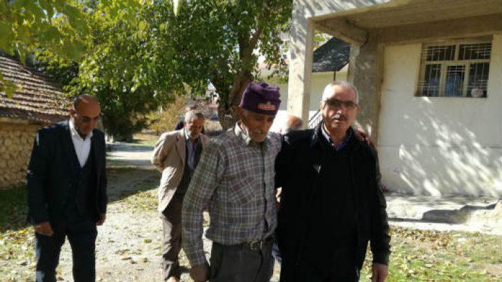Ak Parti Akçadağ Belediye Başkan Aday Adayı Abdurrahman Atay , Adım Adım Geziyor