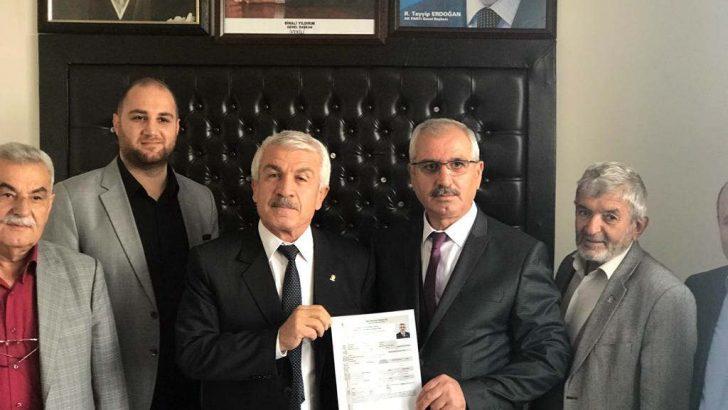 Malatya eski İl Genel Meclis Başkanı Abdurrahman Atay, 31 Mart 2019'da yapılacak olan yerel seçimler için AK Parti'den Akçadağ Belediye Başkan aday adaylığını yoğun bir kalabalık eşliğinde açıkladı.
