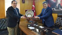 TÜMSİAD Başkanı Gümüş ve Yönetiminden Başsavcı Sarvan'a Ziyaret