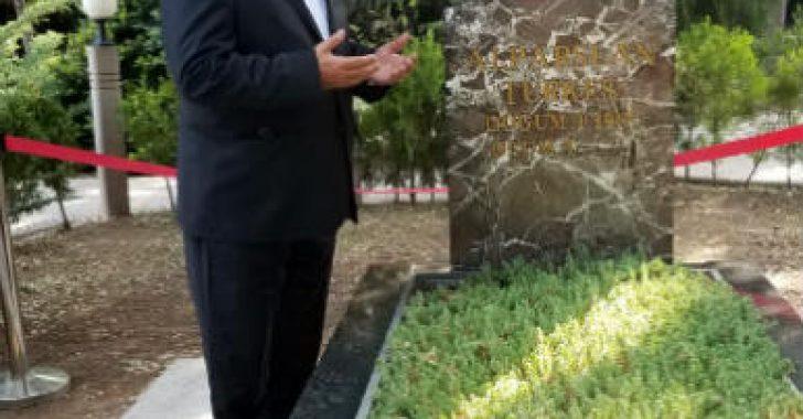 Mhp Malatya M.Vekili Fendoğlu : Merhum Başbuğumuz Alparslan Türkeş Bey, büyük bir mücadele, engin bir gönül ve ülkü insanıydı.