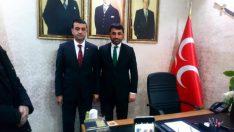 Osman Uğur , MHP Battalgazi Belediye Başkan A.Adaylığını Açıkladı