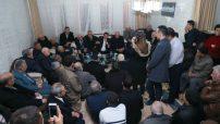 """Gürkan, """"Gönül belediyeciliğinin ilk uygulandığı yer Malatya olacak"""" dedi."""
