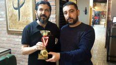 Evkur Yeni Malatyaspor forması ile yarışmaya katılan Şener Eroğlu Birinciliği Elde Etti.