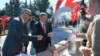 Malatya'da Çanakkale Şehitleri Düzenlenen Törene Anıldı