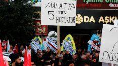 Battalgazi Belediye Başkan Adayı Ali Ekinci'den gövde gösterisi