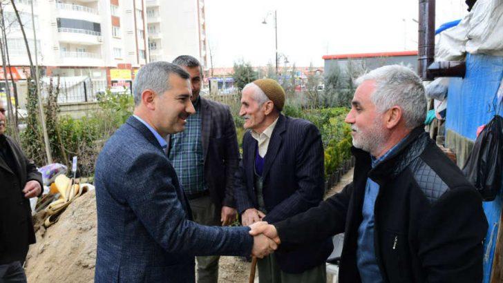 Çınar, yeni dönemde de hizmet belediyeciliğini, gönül belediyeciliğiyle daha da güçlendireceklerini ifade etti.
