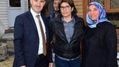 31 Mart'ta gerçekleştirilecek olan Mahalli İdareler Seçimleri kapsamında çalışmalarını sürdüren Çınar, Üçgen park ve Kernek civarındaki esnafları ziyaret etti.