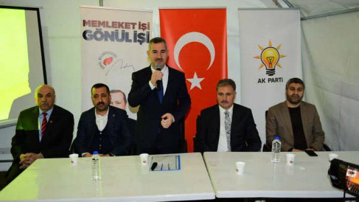 """""""Beş yılda Yeşilyurt, Malatya'nın en büyük ilçesi haline geldi"""""""