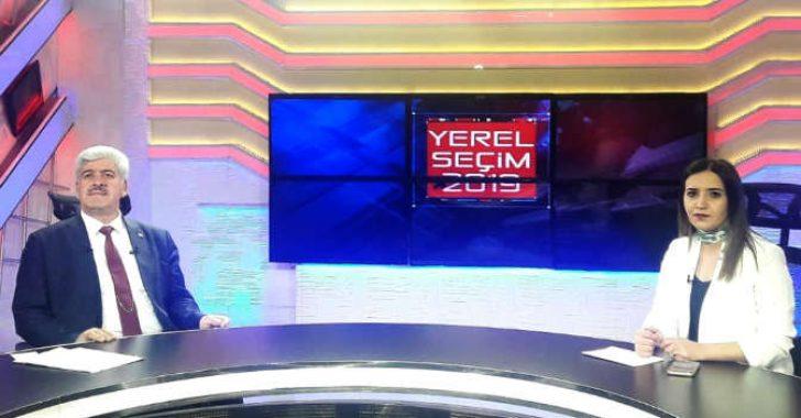 Battalgazi Belediye Başkan Adayı Ali Ekinci: Tahrik siyaseti yapıp bizlerin de aynı şekilde hareket etmemizi istiyorlar.