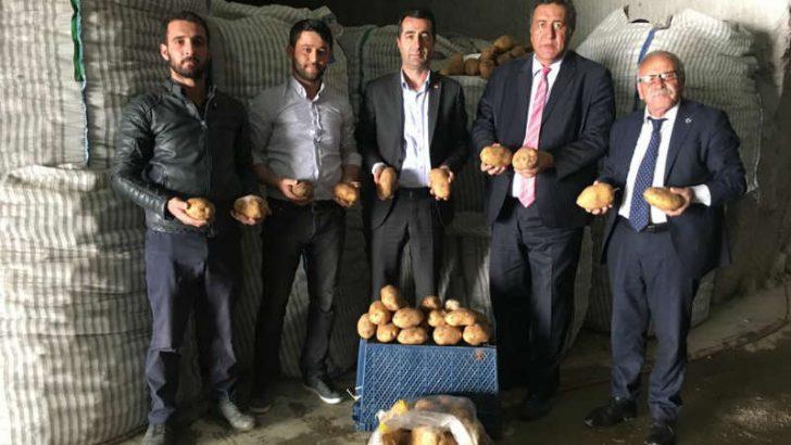 Gürer: Tarım Bakanı Pakdemirli'den 'taraftar patatesi' beklerken ithal patates geldi.