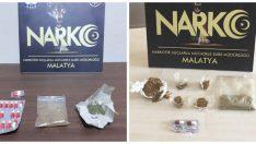 Malatya'da Torbacılara Yönelik Yapılan Çalışmalarda 4 Kişi Tutuklandı