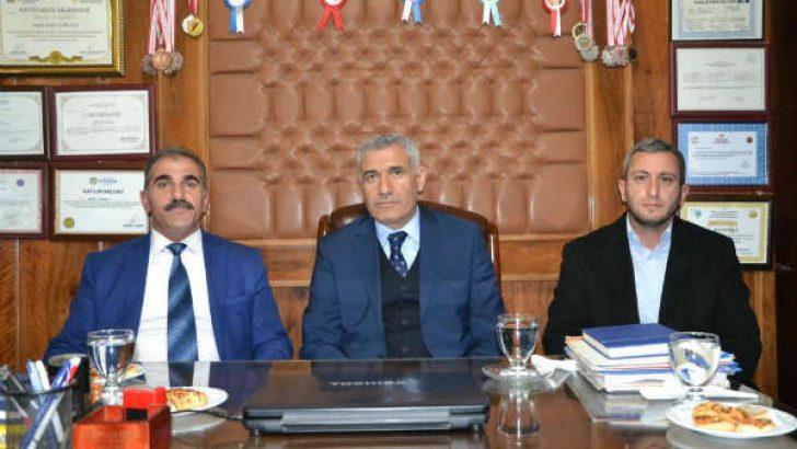 Ak Partili Osman Güder : Battalgazi'mizin geleceğine milletimizle birlikte imza atacağız