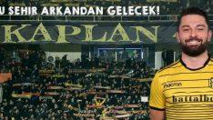 Kaplan 44 Taraftarlar Derneği Başkanı Ahmet Kapusuz ; Evkur Yeni Malatyaspor'u terimizin son damlasına kadar destekleyeceğiz