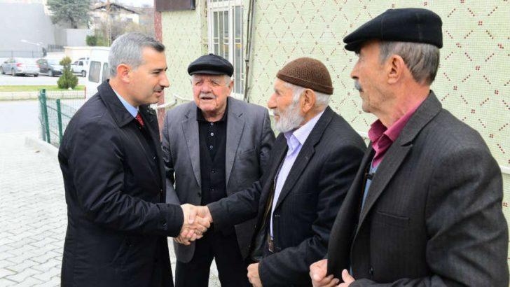 Çınar, 31 Mart'ta gerçekleştirilecek olan Mahalli İdareler Seçimleri kapsamında çalışmalarını yoğun bir şekilde sürdürüyor.