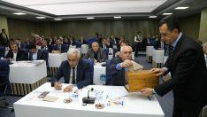 Battalgazi Belediye Meclisi, Battalgazi Belediye Başkanı Osman Güder'in başkanlığında ilk toplantısını gerçekleştirdi.