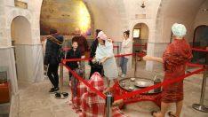 Tahtalı Hamam Müzesi'ni açıldığı günden bu güne yaklaşık 50 bin kişi gezdi.