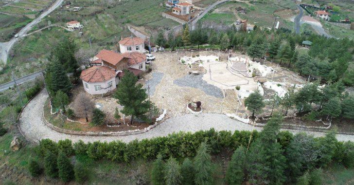 Şahin Tepesi'ni Farklı Bir Mimari Bakış Ve Tasarımla Kıymetli Bir Görüntüye Kavuşturacağız
