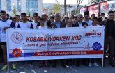 """Battalgazi Belediye Başkanı Osman Güder 'Koşabiliyorken Koş"""" adlı Şehitleri Saygı Koşusu ve ödül törenine katıldı"""