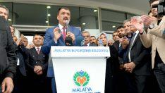 Gürkan: Gönül Belediyeciliği rekor bir oyla Malatya'da kazandı.
