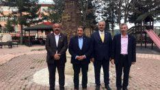 Fendoğlu , Bölge Belediye Başkanları ile Turizmi Canlandırmak İçin Yapılacak Projeler Hakkında İstişarede Bulundu