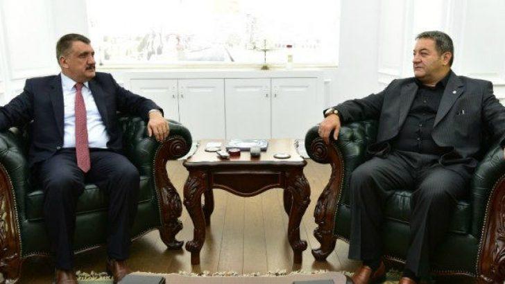 Fendoğlu'ndan Gürkan'a Büyük Destek