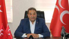 Fendoğlu, Alpaslan Türkeş'in ölümünün 22'nci ölüm yıl dönümünde bir mesaj yayınladı.