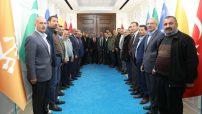 Battalgazi Belediye Başkanı Osman Güder : Hizmeti adilane bir şekilde herkese ulaştıracaklarını söyledi.