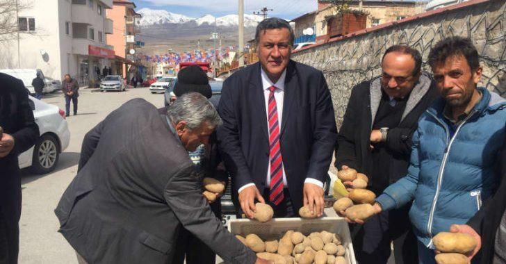 """Gürer: """"Soğan ithalidefiyat artışını önleyemedi"""" Yabancışirketleri ve yabancı çiftçiyi kalkındırmak için çalışan bir iktidarvar."""