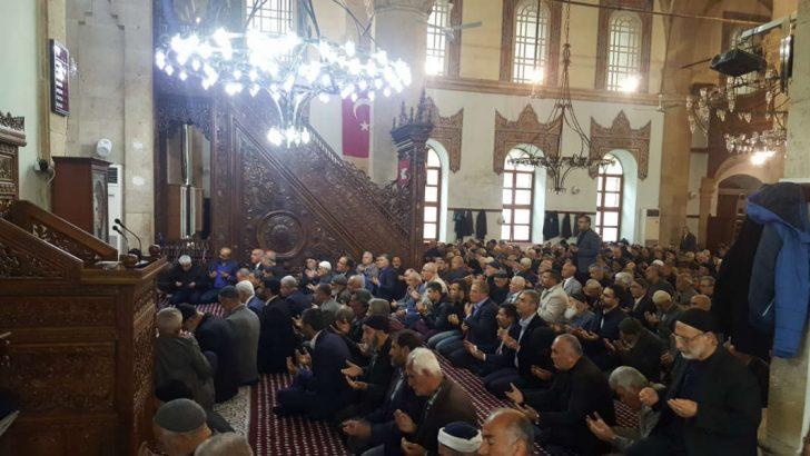'Hamido' şehadetinin 41'inci yıl dönümünde dualar ile anıldı.