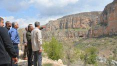 Levent Vadisinin Milli Park Olması Çalışmaları Yerinde İncelendi