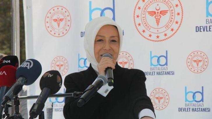 300 yatak kapasiteli Battalgazi Devlet Hastanesine bu yıl için ilk etapta 10 milyon lira ödenek ayrıldı