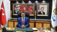 Büyükşehir Belediye Başkanı Gürkan Polis Haftası nedeniyle kutlama mesajı yayınladı