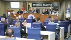 Battalgazi Belediye Meclisi, Mayıs ayı olağan toplantısını gerçekleştirdi.