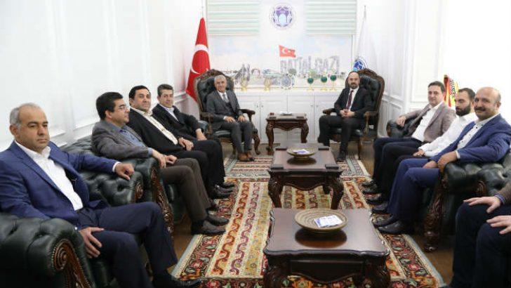"""Battalgazi Belediye Başkanı Osman Güder """"Malatya'mızı kalkındırmak için ortak aklı öne çıkaracağız"""" dedi."""