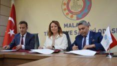 MTÜ,  AR-GE ve İnovasyon İşbirliği protokolü imzalandı.