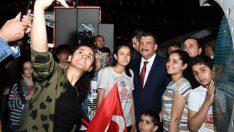 19 Mayıs Atatürk'ü Anma Gençlik ve Spor Bayramı Malatya'da coşkuyla kutlandı.