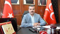 Avşar'dan Türkçülük Günü mesajı