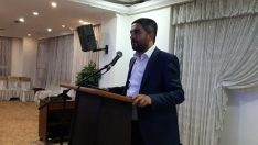 CHP Malatya İl Başkanı Enver Kiraz, basın mensupları ile iftarda bir araya geldi.