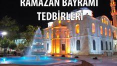 Malatya'da Ramazan Bayramı Tedbirleri