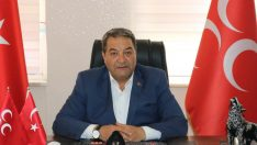 MHP Malatya Milletvekili Mehmet Celal Fendoğlu, 3 Mayıs Milliyetçiler Günü nedeniyle bir kutlama mesajı yayımladı