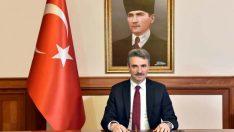 Malatya Valisi  Aydın Baruş'un Ramazan Ayı Kutlama Mesajı