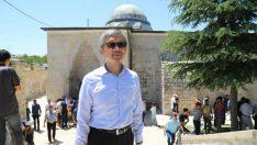 Tayvan Ankara Misyon Temsilcisi Yaser Tai – Hisiang Cheng Battalgazi Ulu Cami'de Cuma Namazı'nı kıldıktan sonra tarihi mekanları gezdi