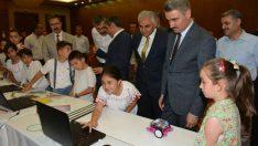 Sn Malatya Valisi Aydın Baruş, Kuluncak Kodlama Etkinliğine Katıldı