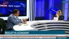 Başkan Gürkan Esenlik'e sahip çıkma noktasında, Malatyalılara güvendiğini söyledi