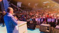 MHP Malatya İl Başkanı R.Bülent Avşar'a büyük sevgi seli