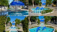 Hürriyet Parkı ile Orduevi Arasındaki Havuzların Bakım ve Tadilatı Yapıldı