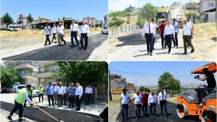 Yeşilyurt Belediye Başkanı Mehmet Çınar: Ulaşımdaki konfor seviyesini artırmak için 7/24 anlayışıyla halkımıza hizmet ediyoruz