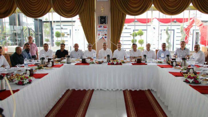 """Battalgazi Belediye Başkanı Osman Güder """"Türkiye'nin kalkınmasının tarımdan geçeceğine inanıyorum"""" dedi."""